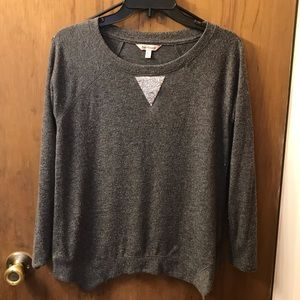 Juicy Couture Sweater with Neckline Detailing
